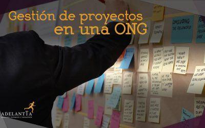 Gestión de proyectos en una ONG